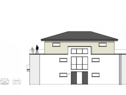 Neubau von 4 Wohnungen in Gütersloh ( Penthouse )