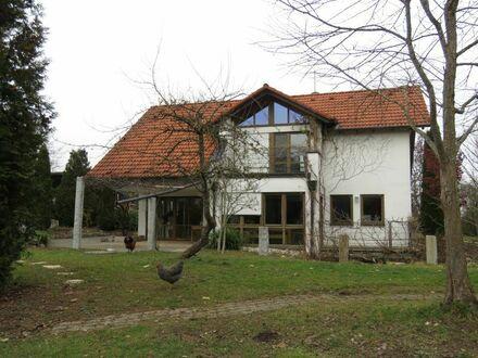 Wohn- und Gewerbeanwesen im Gewerbegebiet Staig