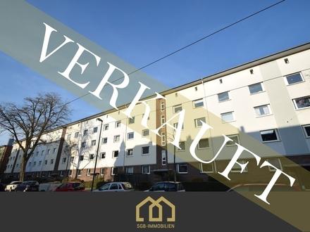 Verkauft: Peterswerder / Gepflegte 3 Zimmer-Wohnung mit Balkon in begehrter Lage
