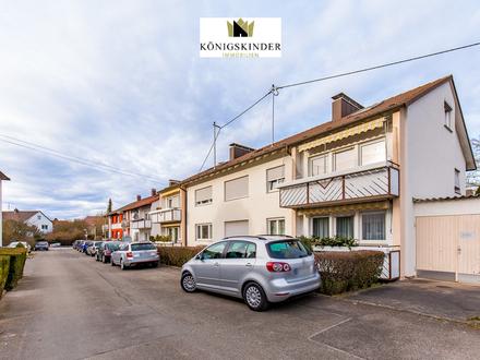 Achtung Kapitalanleger: Vermietete 4-Zimmer-Wohnung in zentraler Lage von Kirchheim