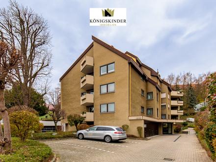 Schöne 2-Zimmerwohnung in toller Lage in Backnang!