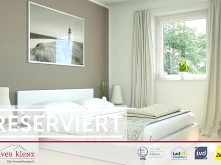 RESERVIERT: Wohnen im Herzen von Harrislee - Die 2-Zimmer Alternative (Grundriss B3)