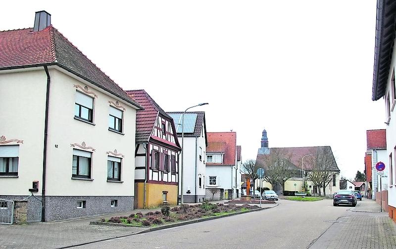 Ortsansicht Wörth-Büchelberg