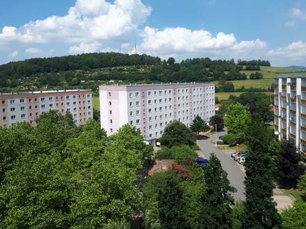 Gemütliche 4-Raum-Wohnung mit Balkon!