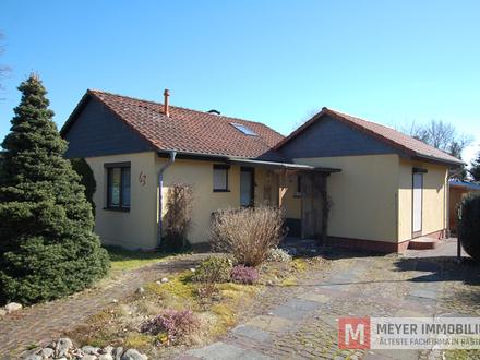 Gemütliches Wochenendhaus am See in Wiefelstede-Lehe (Objekt-Nr.: 5749)