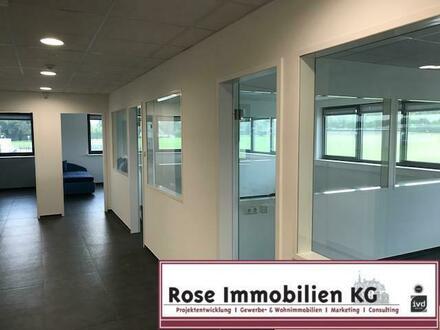 ROSE IMMOBILIEN KG:Hell und modern! Erstbezug der Büroetage im 1. Obergeschoss! Espelkamp!