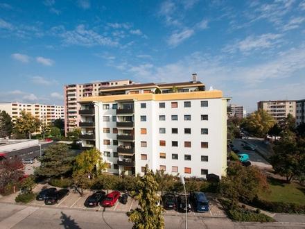 Klagenfurt - Zentrumsnähe: Großzügige 4-Zi-Wo mit Westloggia