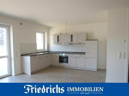 Neubau-Komfort-EG-Wohnung mit großer Terrasse, Keller und Garage in Westerstede