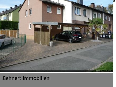 Gepflegtes Reihenendhaus als Zweifamiliehaus in ruhiger Lage von Recklinghausen...
