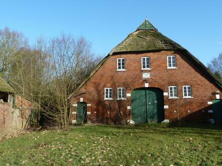 +++ ZWANG +++ Ehemalige Hofstelle in Lemwerder