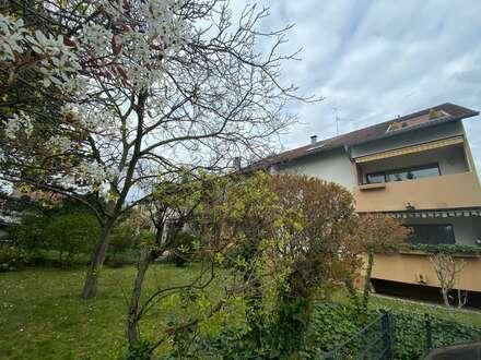 Garten/Gartenfassade/Balkon