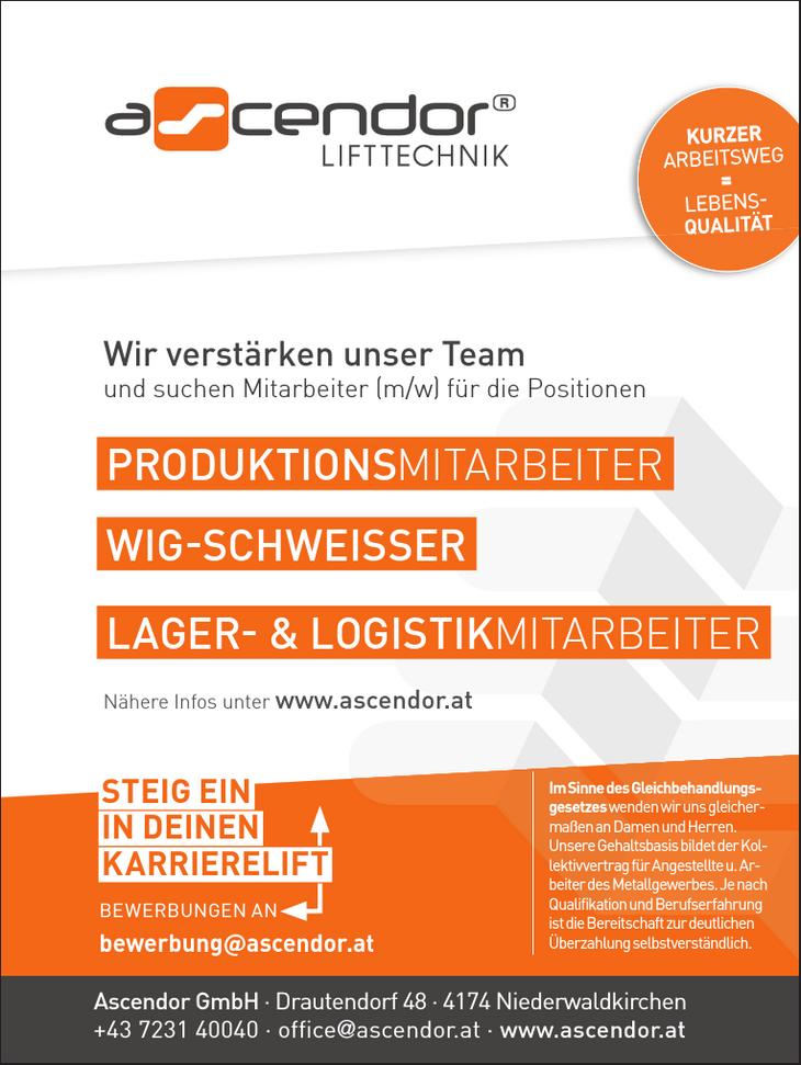 Wir verstärken unser Team und suchen Mitarbeiter (m/w) für die Positionen