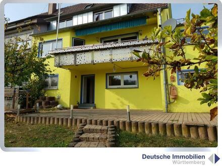 Neckarhausen: Doppelhaushälfte mit Platzangebot für die ganze Familie