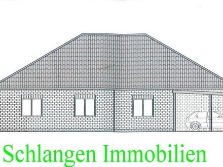 Objekt Nr. 20/901 Neubauprojekt - Traumhafte DHH im Walmdachbungalowstil in Saterland / OT Strücklingen