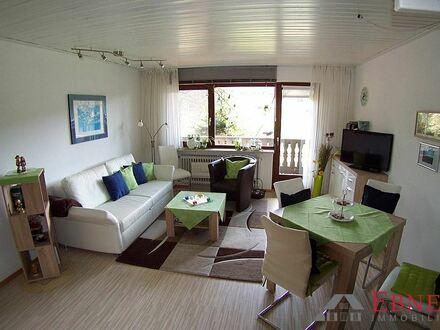 2-Zimmer-Maisonette-Wohnung in Bodenmais