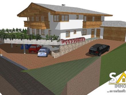 Eine Rarität auf dem Immobilienmarkt! Neubau-Maisonettewohnung in Scheffau!