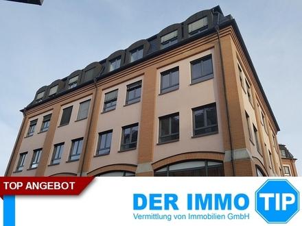 260 m² Bürofläche zur MIETE - Aue Zentrum Nicolaipassage - Stellplatz möglich