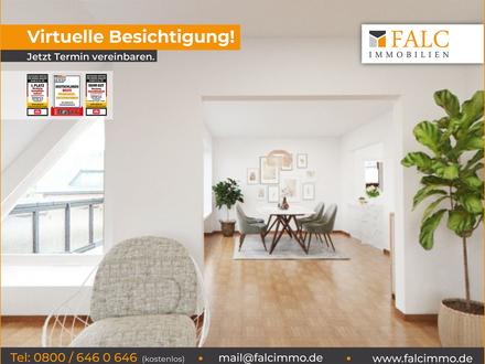 Geräumige Eigentumswohnung mit Balkon in Wallenhorst!