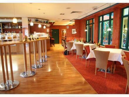 Restaurant im Hotel direkt am Kurpark von Bad Salzuflen mit bestehendem 10-Jahres Mietvertrag