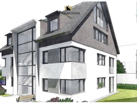 Stilvoll wohnen - Neubau im Herzen von Wankheim helle 4-Zimmer-Wohnung
