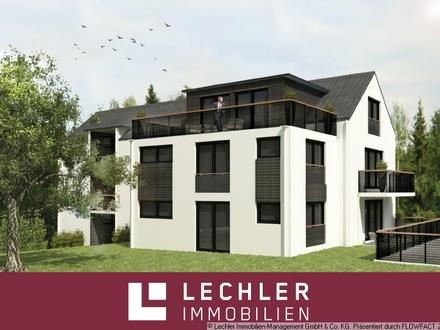 Neubau: 8-Familienhaus im Speckgürtel