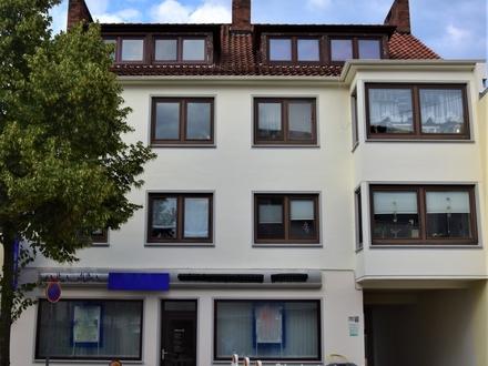 Gemütliche Dachgeschosswohnung in Bremen - Woltmershausen, Obj. 4790