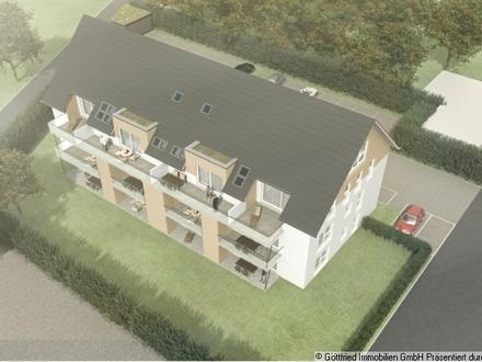 ++Neubauprojekt Altenstadt++ Komfortable Maisonette-Wohnung mit Süd-Dachterrasse, Tiefgarage, uvm.