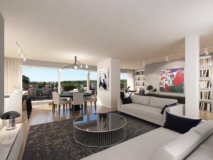 PROVISIONSFREI! Luxus Penthouse über den Dächern von Tulln