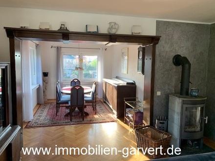Stadtnah! 3-Zimmer-Wohnung mit Balkon im 1. Obergeschoss eines 3-Familienhauses in Borken