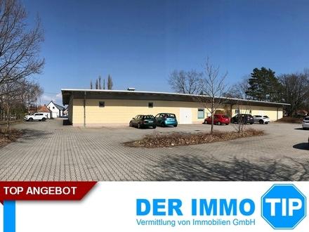 Teilflächen möglich +++ Rund 1.040 m² Gewerbefläche in Königswartha zur MIETE