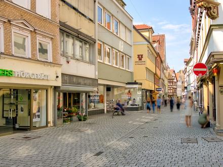 Provisionsfrei: Attraktives Wohn- und Geschäftshaus in Innenstadtlage
