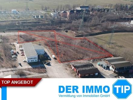 FREIFLÄCHE von ca. 10.000 m² im Dresdner OSTEN zur MIETE