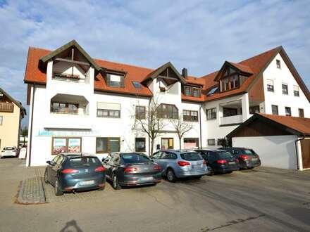 Bezugsfreie und ansprechende 2 Zimmer Wohnung in Bad Wurzach