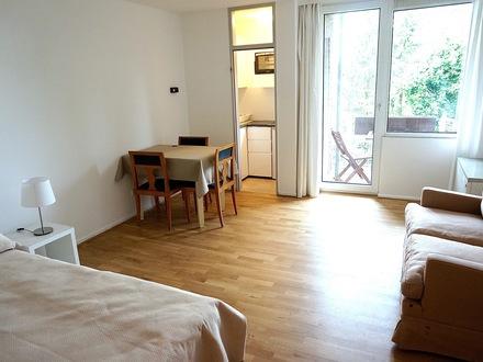 Lindenthal, Uninähe, neu renovierte teilmöbl. 1,5 Zi (27qm) Wohnung
