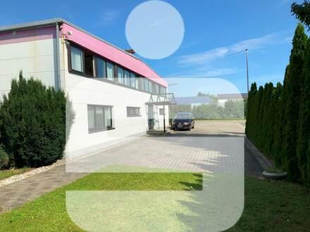 Großzügige Produktions- und Lagerhalle in Aidenbach
