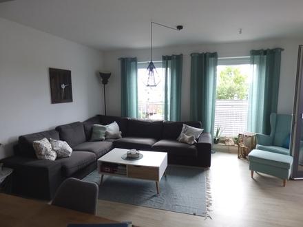 Modern - großzügig - zentral: Hochwertige Drei-Zimmer-Wohnung