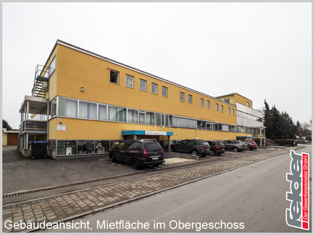 Großzügige, vielseitig nutzbare Gewerbefläche in Rosenheim Süd