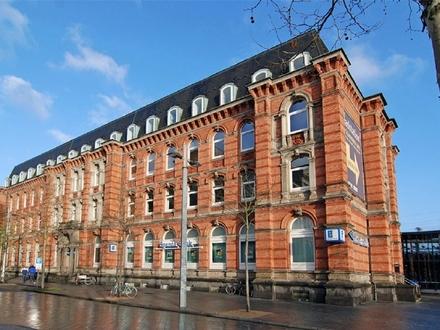Bremer Ämtergebäude am Bahnhof