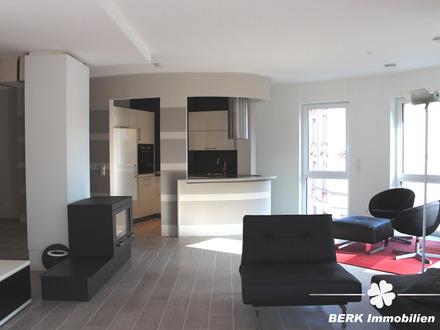 BERK Immobilien - Exklusiver 2-Zimmer Wohntraum mit SÜD-OST-Balkon!