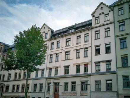 +++3-Raum-Wohnung mit Balkon in Chemnitz-Hilbersdorf+++