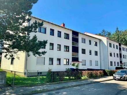 Vermietete 3 - Zimmer Wohnung in ruhiger Lage in Waldkraiburg