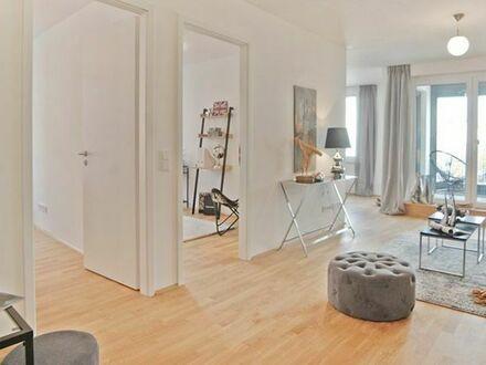 3-Zimmer-Wohnung hervorragend voll möbliert