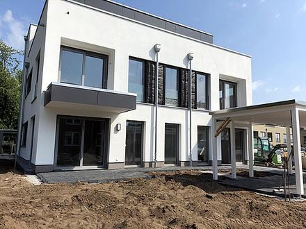 3-Zi. Neubaueigentumswohnung (KfW 40 Standard) in zentraler, ruhiger Lage mit GARTEN