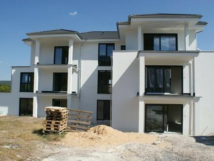 Zum Verlieben ... Stilvolle 3-Zimmer-Neubauwohnung mit 2 Balkonen