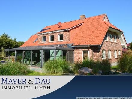 Ihlow: Exklusives Anwesen mit vielen Highlights in Ihlow-Ostersander Obj-Nr. 4438