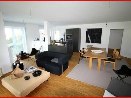 Zum Verlieben: Super schicke, neuwertige 3-Zimmer-Erdgeschosswohnung