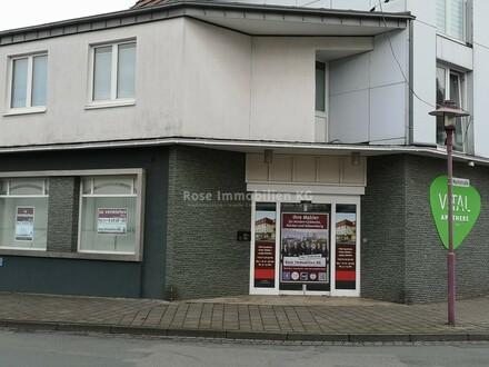 Eck-Ladenlokal in 1-A Lage im Zentrum von Rahden