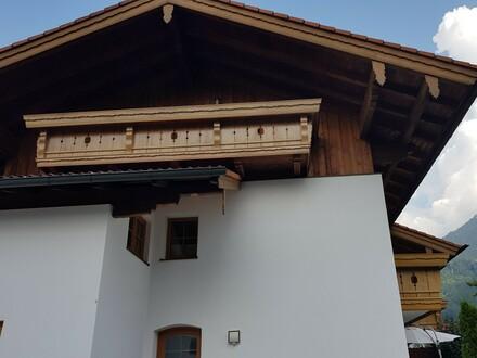 2 Zimmer-Dachgeschosswohnung mit Bergblick, in Marquartstein zu vermieten