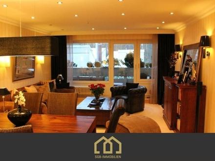 Schwachhausen/ gepflegte 3-Zimmerwohnung mit Sonnenbalkon