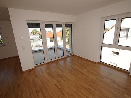 Barrierefreie 3 Zimmer-Wohnung - KfW 40 plus